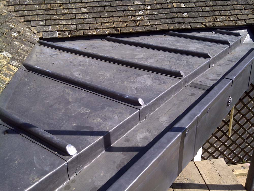 Quality lead works carried out professionally